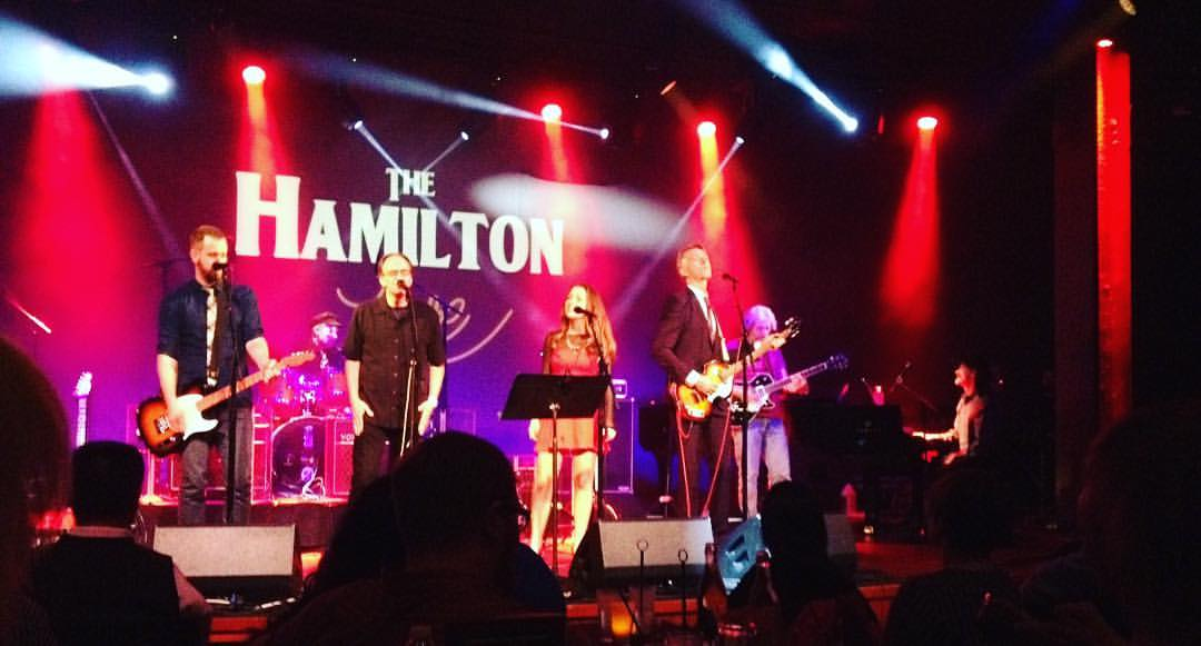 Live at The Hamilton