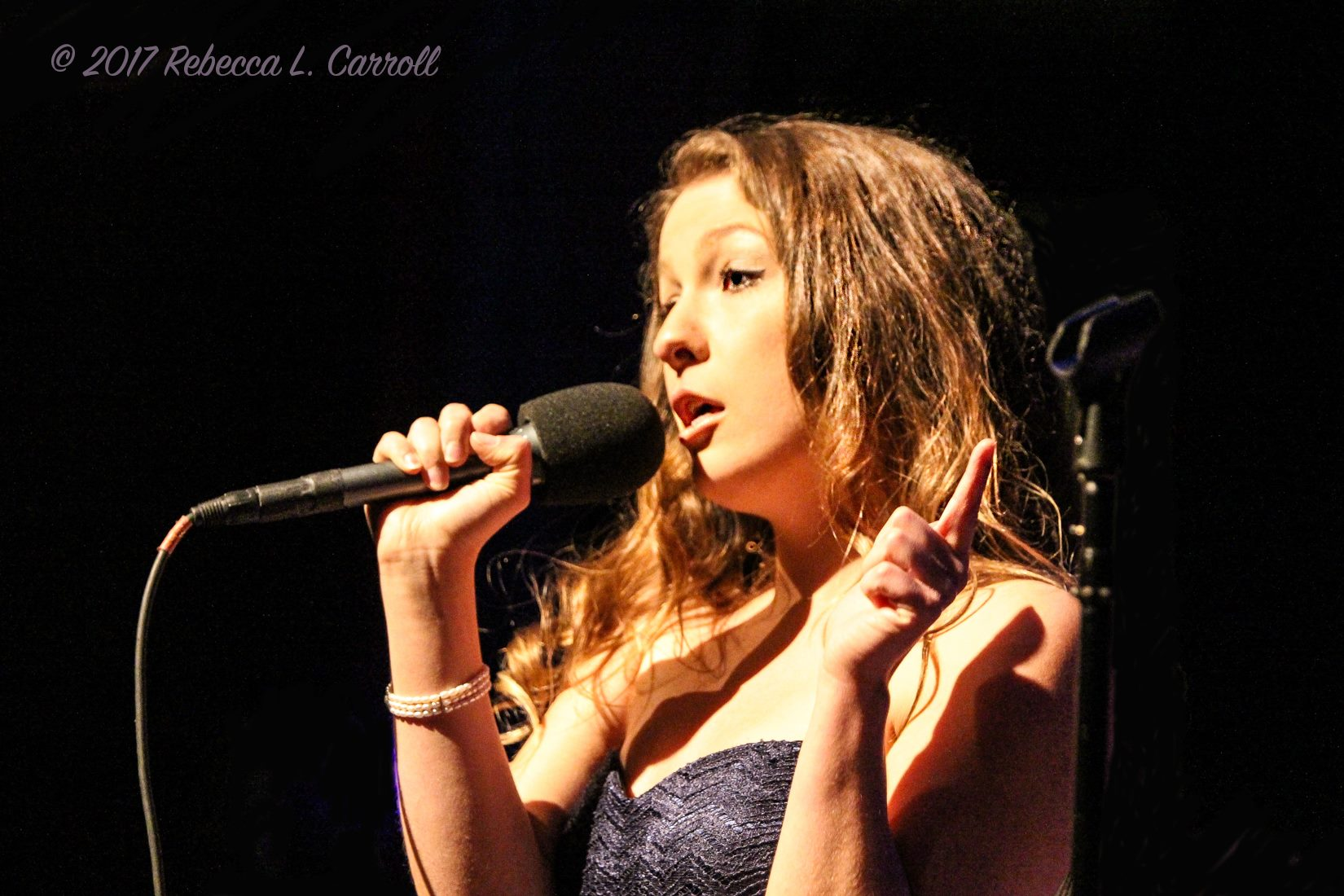 Live at Bethesda Blues and Jazz. Photo by Rebecca Carroll.